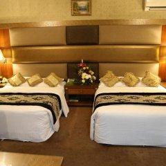 Dubai Palm Hotel комната для гостей фото 5