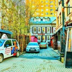 Апартаменты Delegatskaya Apartment Москва городской автобус