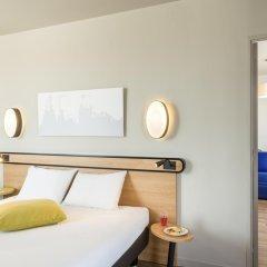 Отель Aparthotel Adagio access Paris Massy Gare TGV 3* Студия с различными типами кроватей фото 4