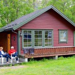 Отель Skysstasjonen Cottages Коттедж с различными типами кроватей фото 9