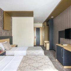 Berksoy Hotel Турция, Дикили - отзывы, цены и фото номеров - забронировать отель Berksoy Hotel онлайн комната для гостей фото 2