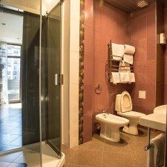 Аибга Отель 3* Студия Делюкс с разными типами кроватей фото 16