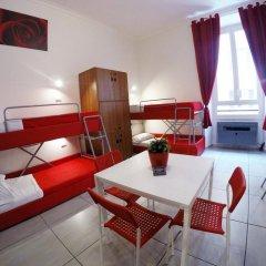 Palladini Hostel Rome Кровать в общем номере с двухъярусной кроватью фото 3