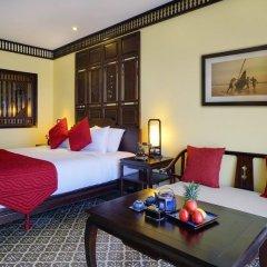 Little Beach Hoi An. A Boutique Hotel & Spa 4* Стандартный номер с различными типами кроватей фото 16
