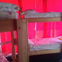 Хостел Оазис Центр Кровать в мужском общем номере с двухъярусной кроватью фото 3