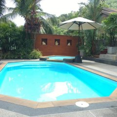Отель Baan Andaman Sea Surf бассейн фото 2