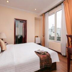 Rosaliza Hotel Hanoi 3* Номер Делюкс с различными типами кроватей фото 4