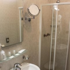 Отель Appartamenti Rosa Италия, Абано-Терме - отзывы, цены и фото номеров - забронировать отель Appartamenti Rosa онлайн ванная