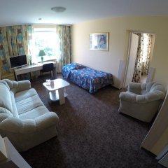 Отель Karolina 3* Номер Делюкс с различными типами кроватей фото 4