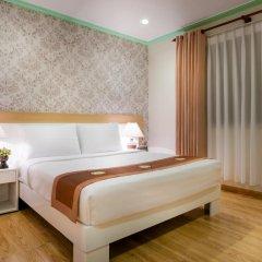 Saga Hotel 2* Номер Делюкс с различными типами кроватей фото 4