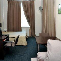 Гостиница Вояджер комната для гостей фото 4