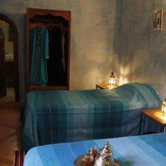 Отель Riad Azenzer 3* Номер Делюкс с различными типами кроватей фото 8