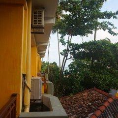 Отель Thaproban Beach House 3* Номер Делюкс с двуспальной кроватью фото 7