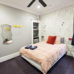 Отель USA Hostels San Francisco Стандартный номер с различными типами кроватей