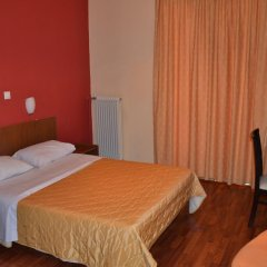 Hotel Exarchion 2* Стандартный номер разные типы кроватей фото 4
