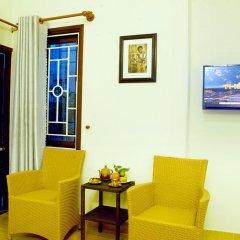 Отель An Hoi Town Homestay 2* Стандартный номер с 2 отдельными кроватями фото 2