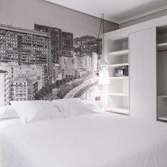 Отель Abando 4* Стандартный номер с различными типами кроватей фото 5