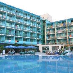 Отель Menada Diamond Bay Солнечный берег бассейн фото 2