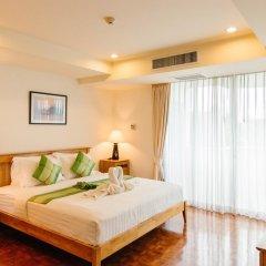 Отель Searidge Hua Hin By Salinrat Полулюкс с различными типами кроватей фото 5