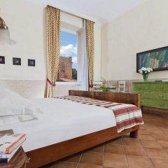 Отель Caesar House Residenze Romane 3* Стандартный номер с различными типами кроватей фото 6