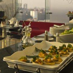 Отель Doubletree By Hilton Mexico City Santa Fe 4* Стандартный номер фото 2