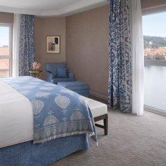 Four Seasons Hotel Prague 5* Люкс с различными типами кроватей фото 15
