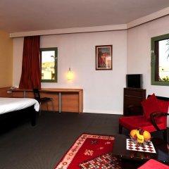 ibis Marrakech Palmeraie Hotel 3* Стандартный номер с различными типами кроватей фото 6