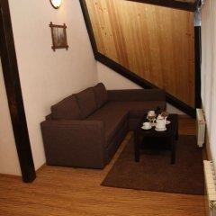 Гостиница Альпийский двор комната для гостей фото 5