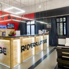 Райдерс Лодж (Riders Lodge Hotel) интерьер отеля фото 2