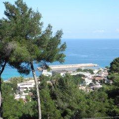 Отель Addaura Mozzafiato пляж