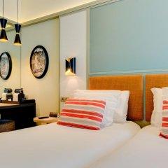 Отель Vincci Baixa 4* Стандартный номер с различными типами кроватей фото 13