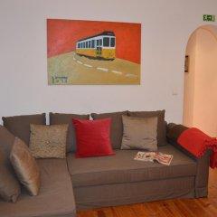 Отель Wonderful Lisboa Olarias Апартаменты с различными типами кроватей фото 26