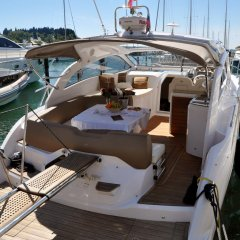 Отель Boat Madeleine