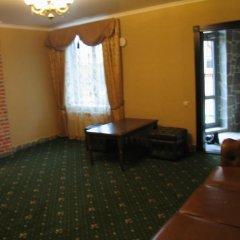 Гостиница Коттедж на Зелёном Люкс с различными типами кроватей фото 2