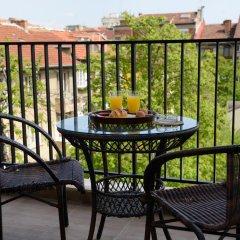 Отель Святой Георгий Болгария, София - отзывы, цены и фото номеров - забронировать отель Святой Георгий онлайн балкон
