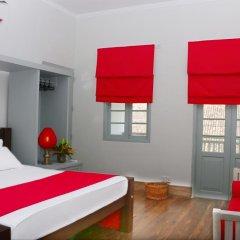 Отель Khalids Guest House Galle 3* Номер Делюкс с различными типами кроватей фото 8