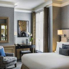 Отель Sofitel Paris Baltimore Tour Eiffel 5* Улучшенный номер фото 8