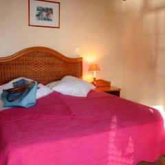 Отель Le Rayon Vert Номер Комфорт с различными типами кроватей