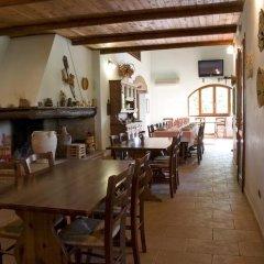 Отель Agriturismo Terra Noas Ористано питание