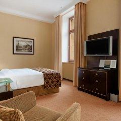 Гостиница Hilton Москва Ленинградская 5* Номер Делюкс с различными типами кроватей фото 8