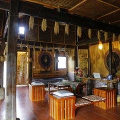 Отель Golden Rice Garden Sapa Шапа интерьер отеля фото 2