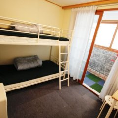The City Hostel Hongdae Стандартный номер с различными типами кроватей фото 5