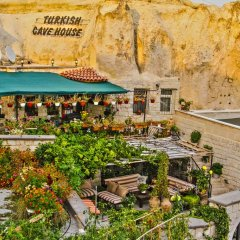 Мини-Отель Turkish Cave House Ургуп бассейн