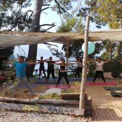 Отель Gemile Camping фитнесс-зал