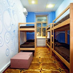 Гостиница Elements Hostels комната для гостей