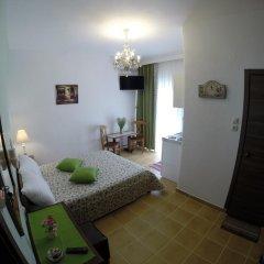 Akrotiri Hotel Студия с разными типами кроватей фото 10