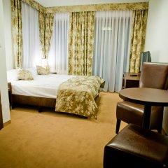 Отель Apartamenty Rubin Стандартный номер с двуспальной кроватью фото 2