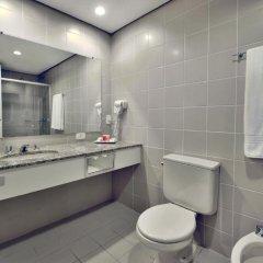 Hotel Deville Business Curitiba 3* Улучшенный номер с различными типами кроватей фото 3