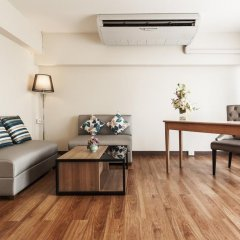 Samran Place Hotel 3* Номер Делюкс с различными типами кроватей фото 3