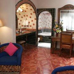 Quinta Don Jose Boutique Hotel 4* Люкс с различными типами кроватей фото 4